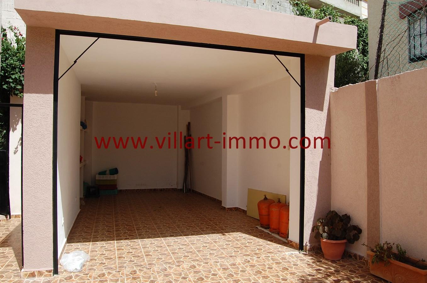 15-Vente-Villa-Tanger-Mojahidin-Garage 1-VV503-Villart Immo