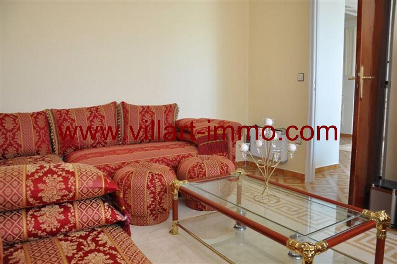 3-Appartement-Meublé-Sejour-Tanger-agence immobilière-villartimmo