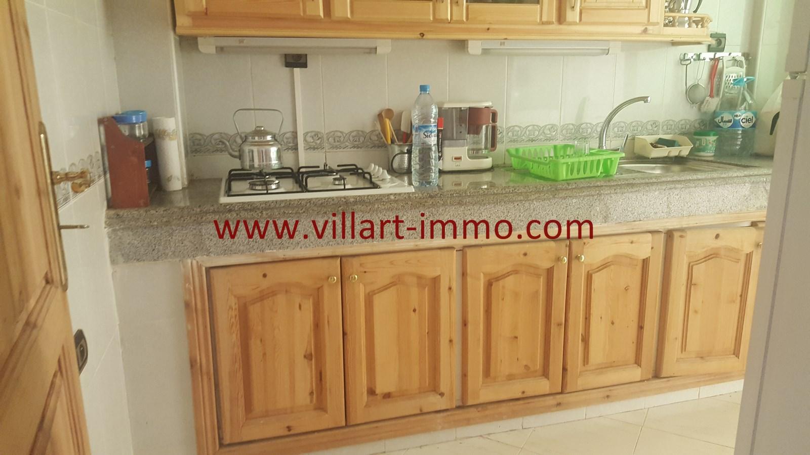 3-Vente-Appartement-Assilah-Cuisine-VA508-Villart Immo