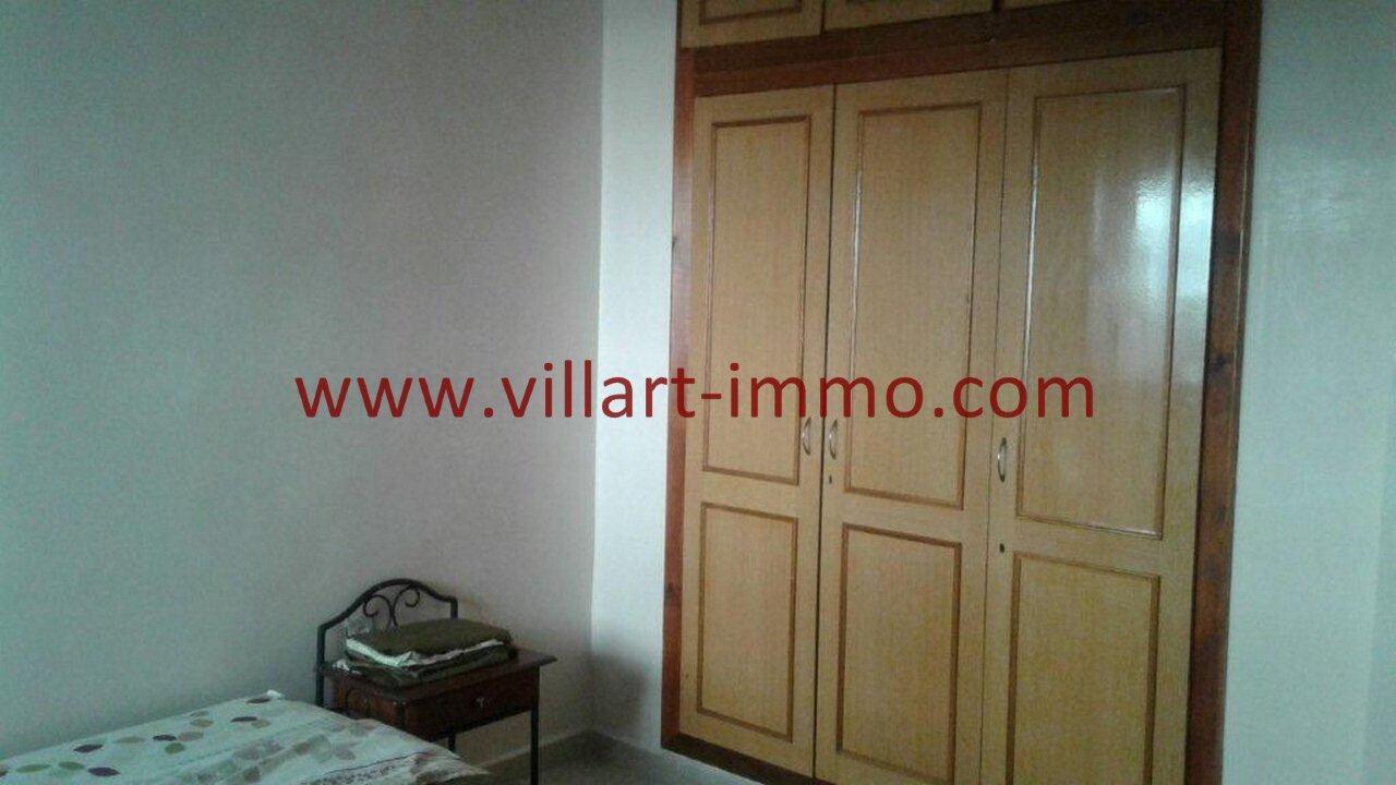 3-Vente-Duplex-Tanger-Route Rabat -Chambre à coucher-VA510-Villart Immo