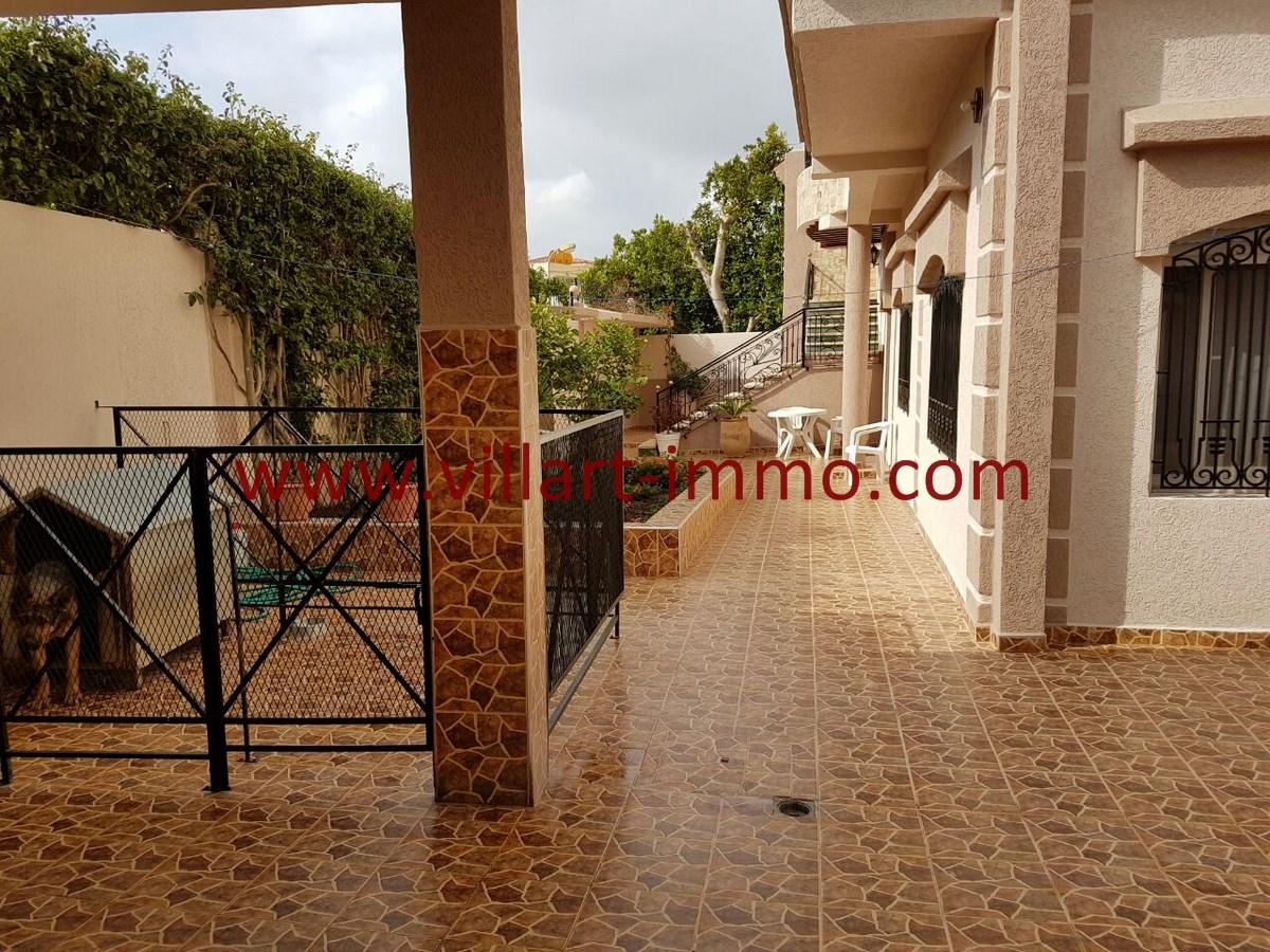 3-Vente-Villa-Tanger-Mojahidin-Jardin 2-VV503-Villart Immo