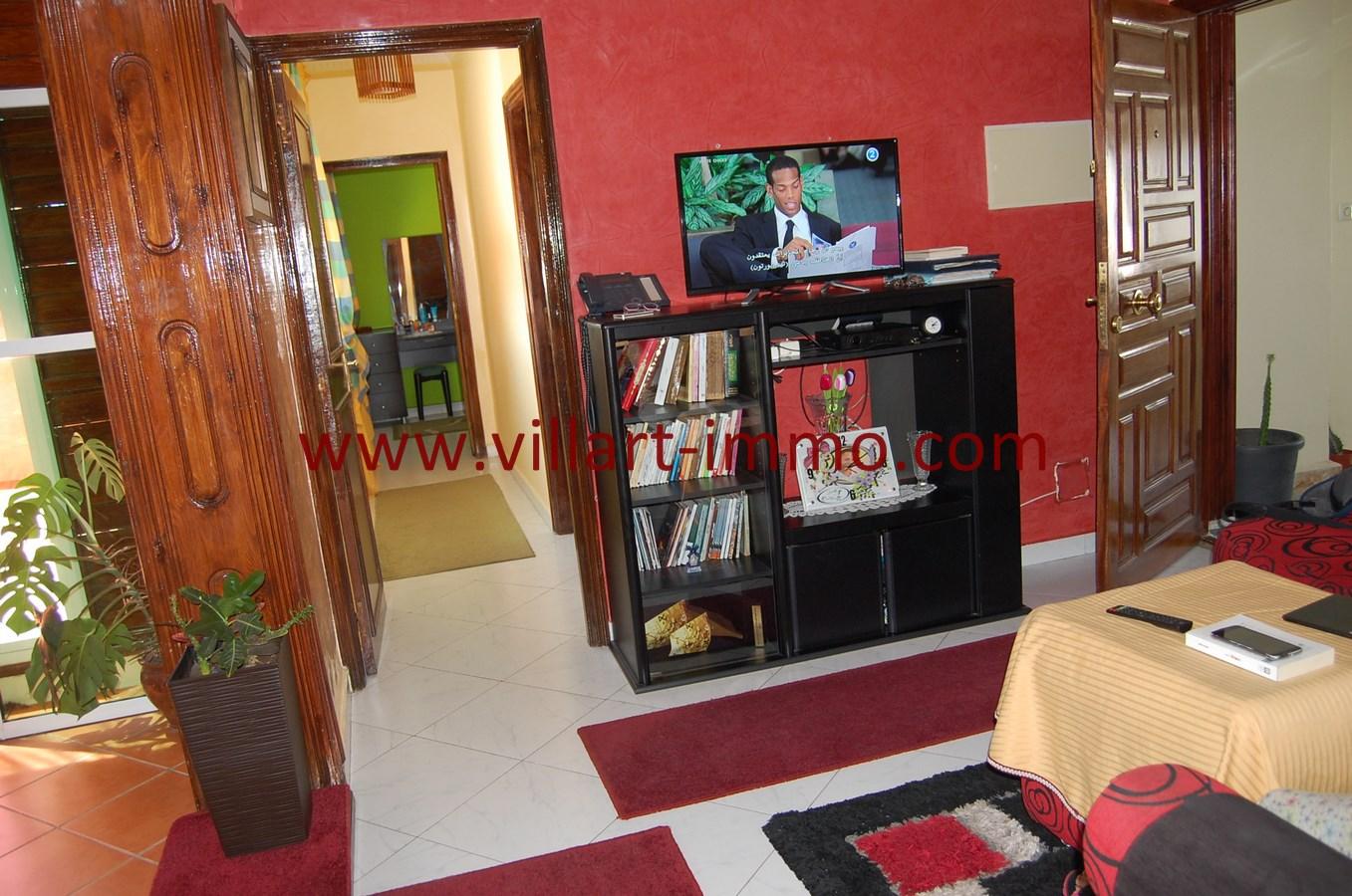 4-Vente-Appartement-Tanger-Centre-Ville-Séjour-VA505-Villart Immo