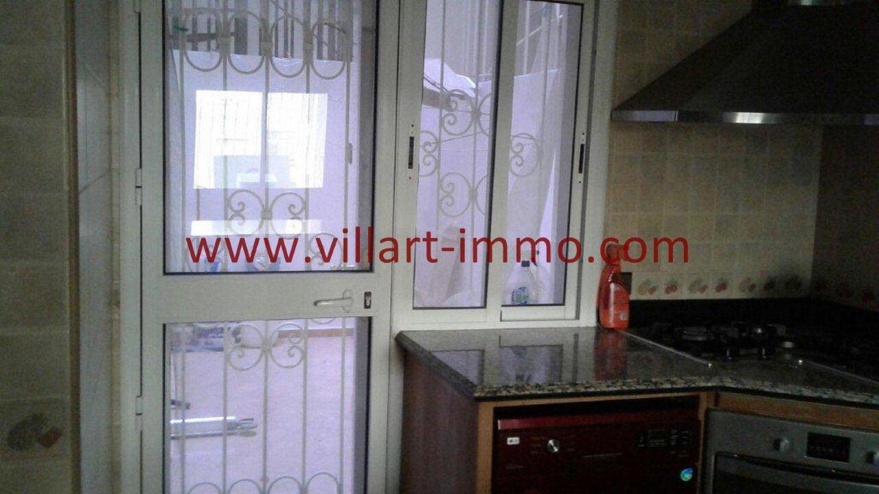 4-Vente-Duplex-Tanger-Route Rabat -Cuisine 1-VA510-Villart Immo