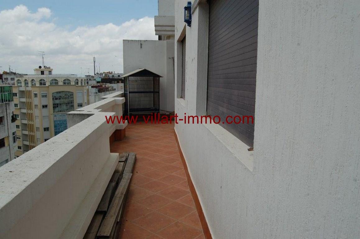 4-location-appartement-non meublé-Tanger-centre ville-Terrasse 2-L1053