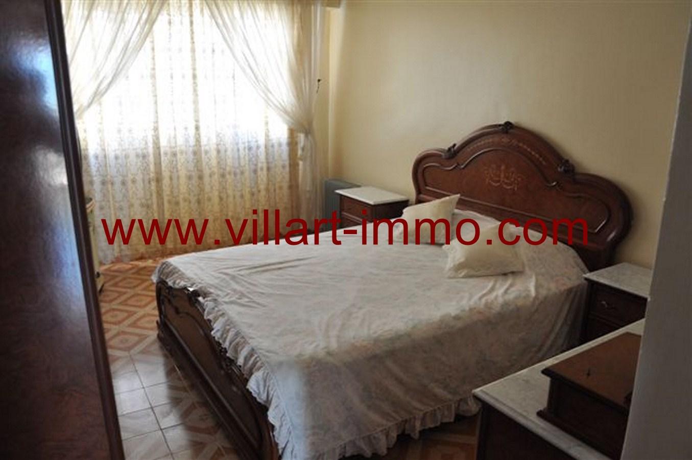 5-Appartement-Meublé-Chambre1-Tanger-agence immobilière-villartimmo