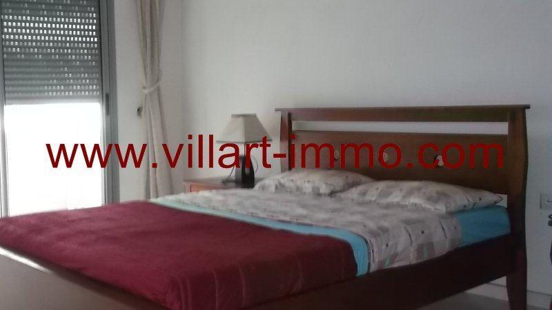 5-Location-Appartement-Meublé-Centre ville-Tanger-Chambre 1-L951-Villart immo