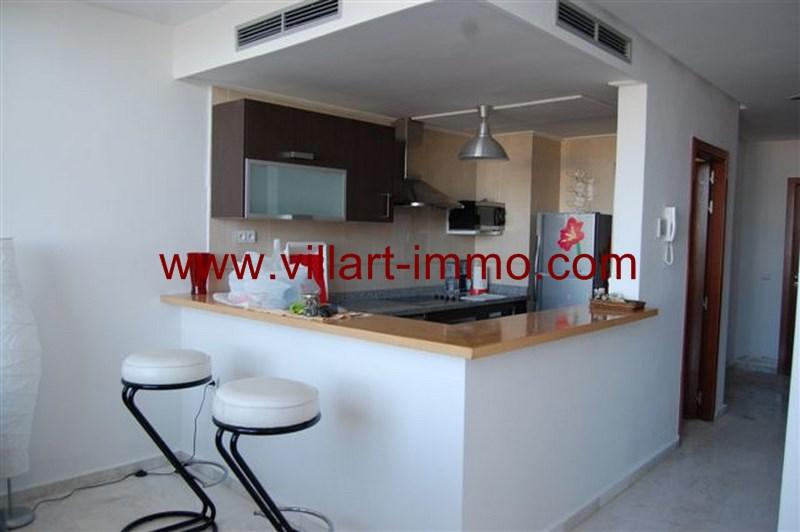 5-Vente-Appartement-Tanger-Centre-De-Ville-cuisine-Villart Immo