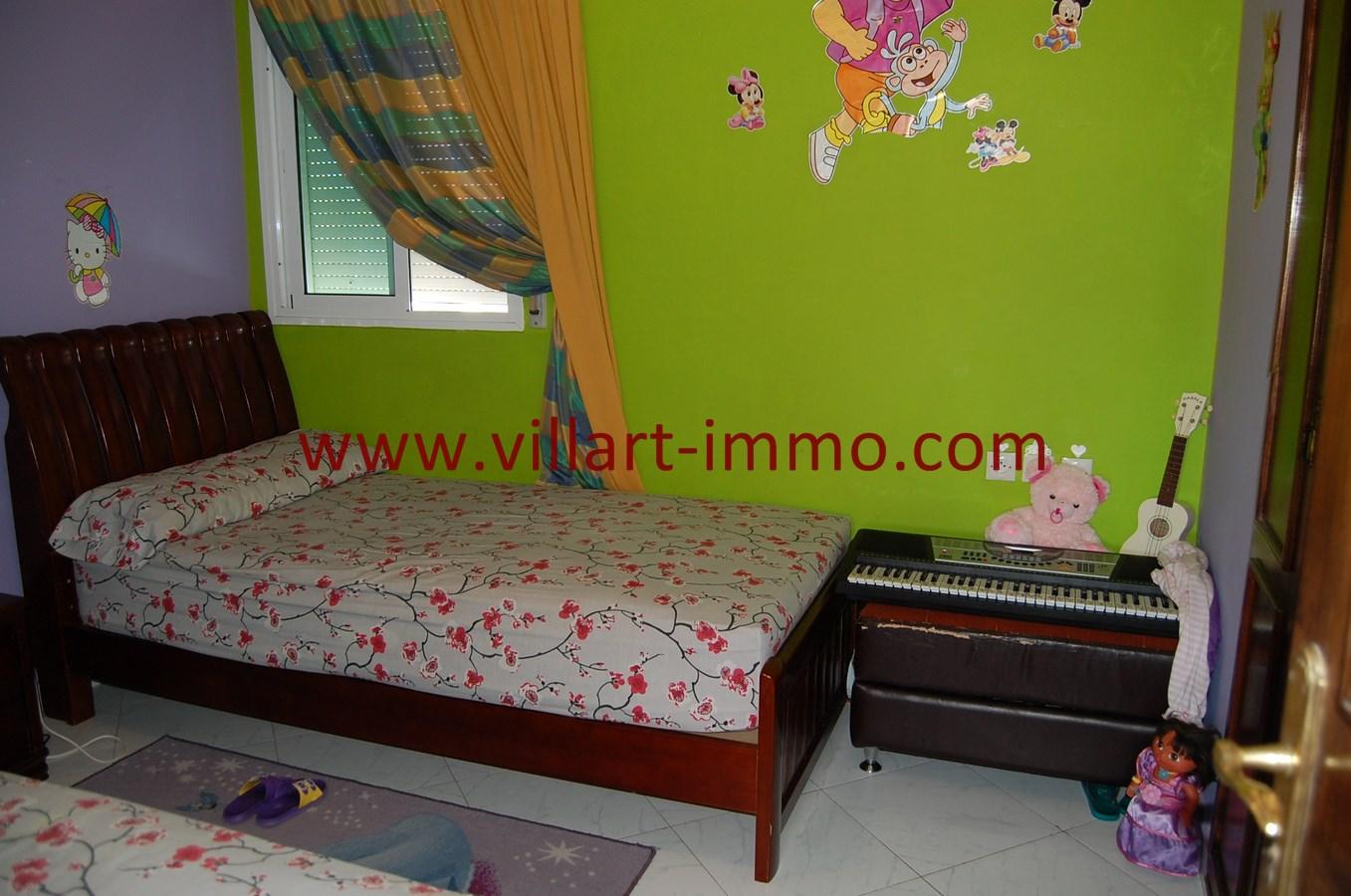 6-Vente-Appartement-Tanger-Centre-Ville-Chambre 2-VA505-Villart Immo