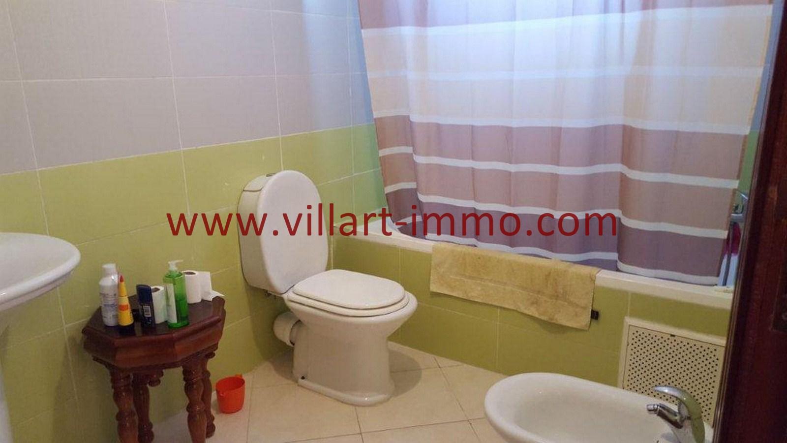 6-Vente-Appartement-Tanger-Salle de bain -VA509-Villart Immo