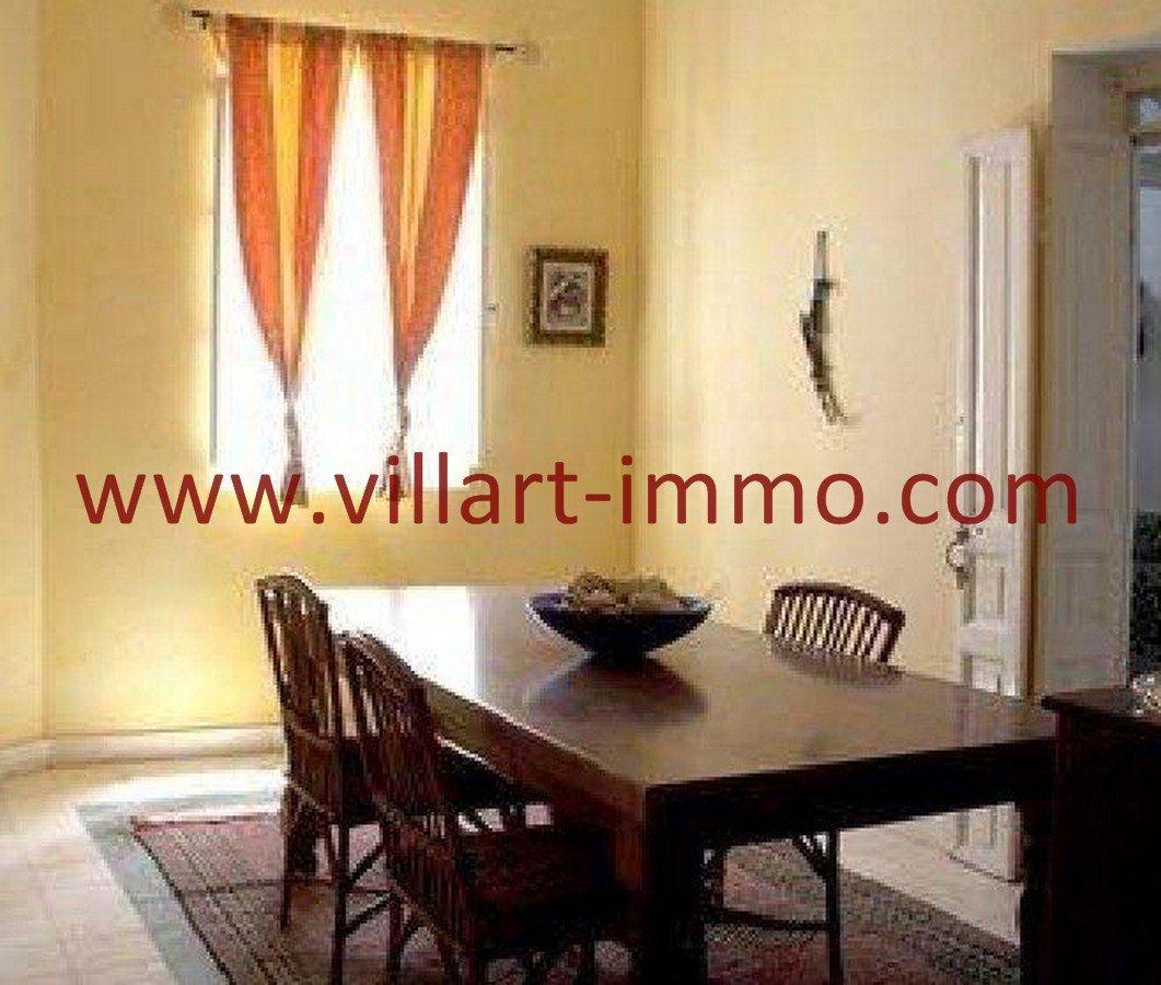 6-Vente-Maison-Assilah-Médina-Salle à manger -Villart Immo (Copier)
