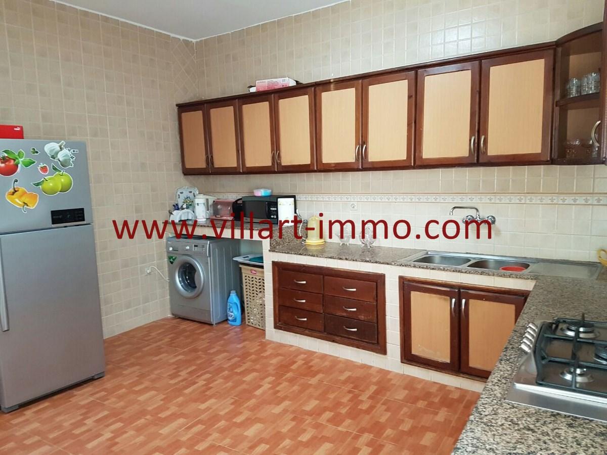 6-Vente-Villa-Tanger-Mojahidin-Cuisine-VV503-Villart Immo