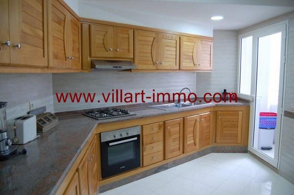 7-Location-Appartement-Meublé-Tanger-Nejma-Cuisine-L1023-Villart immo