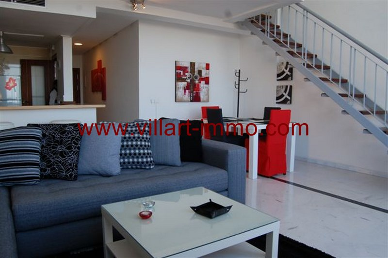 7-Vente-Appartement-Tanger-Centre-De-Ville-salon-Villart Immo