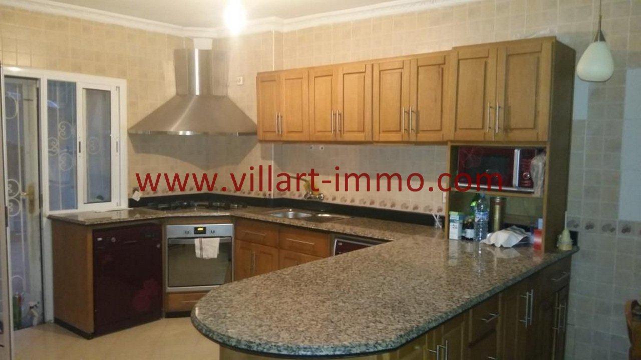 7-Vente-Duplex-Tanger-Route Rabat -Cuisine 4-VA510-Villart Immo