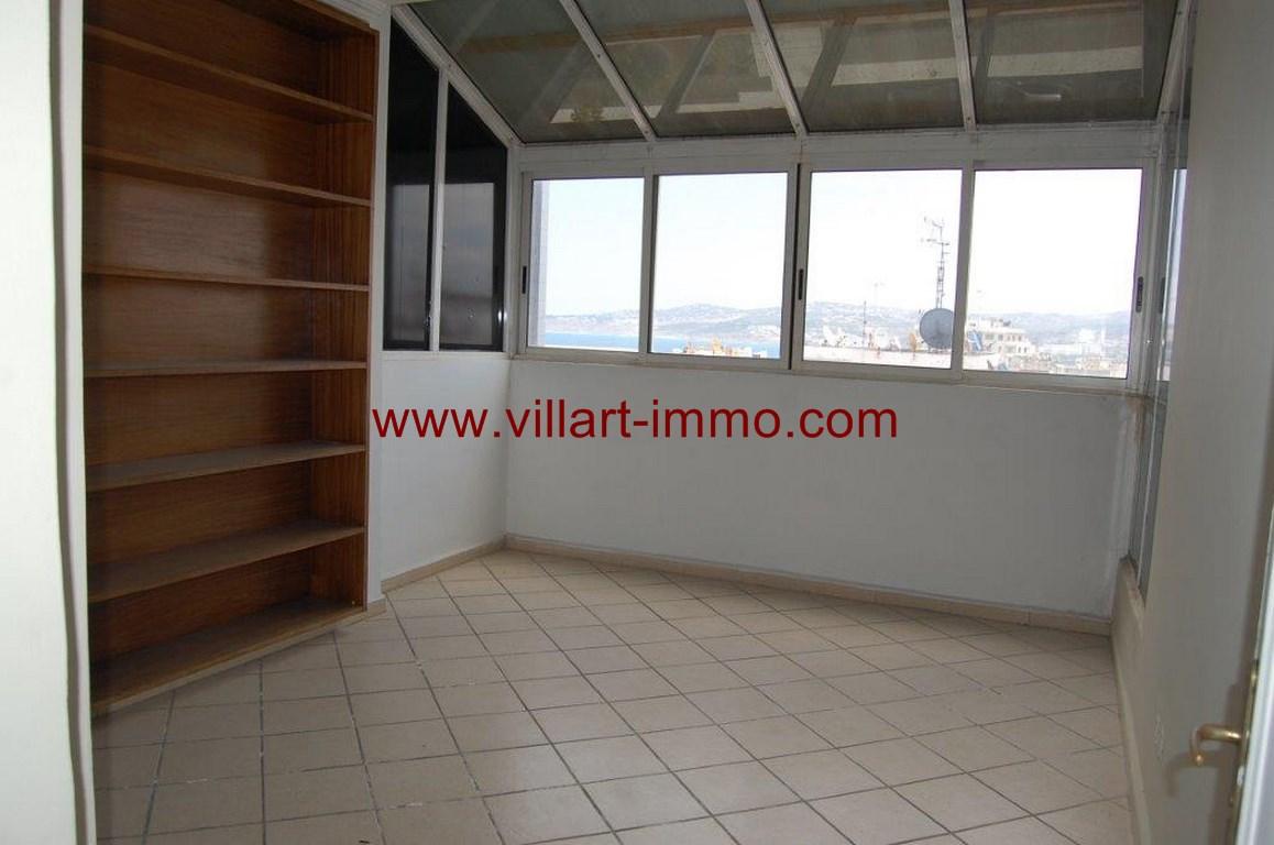 7-location-appartement-non meublé-Tanger-centre ville-Chambre 2-L1053