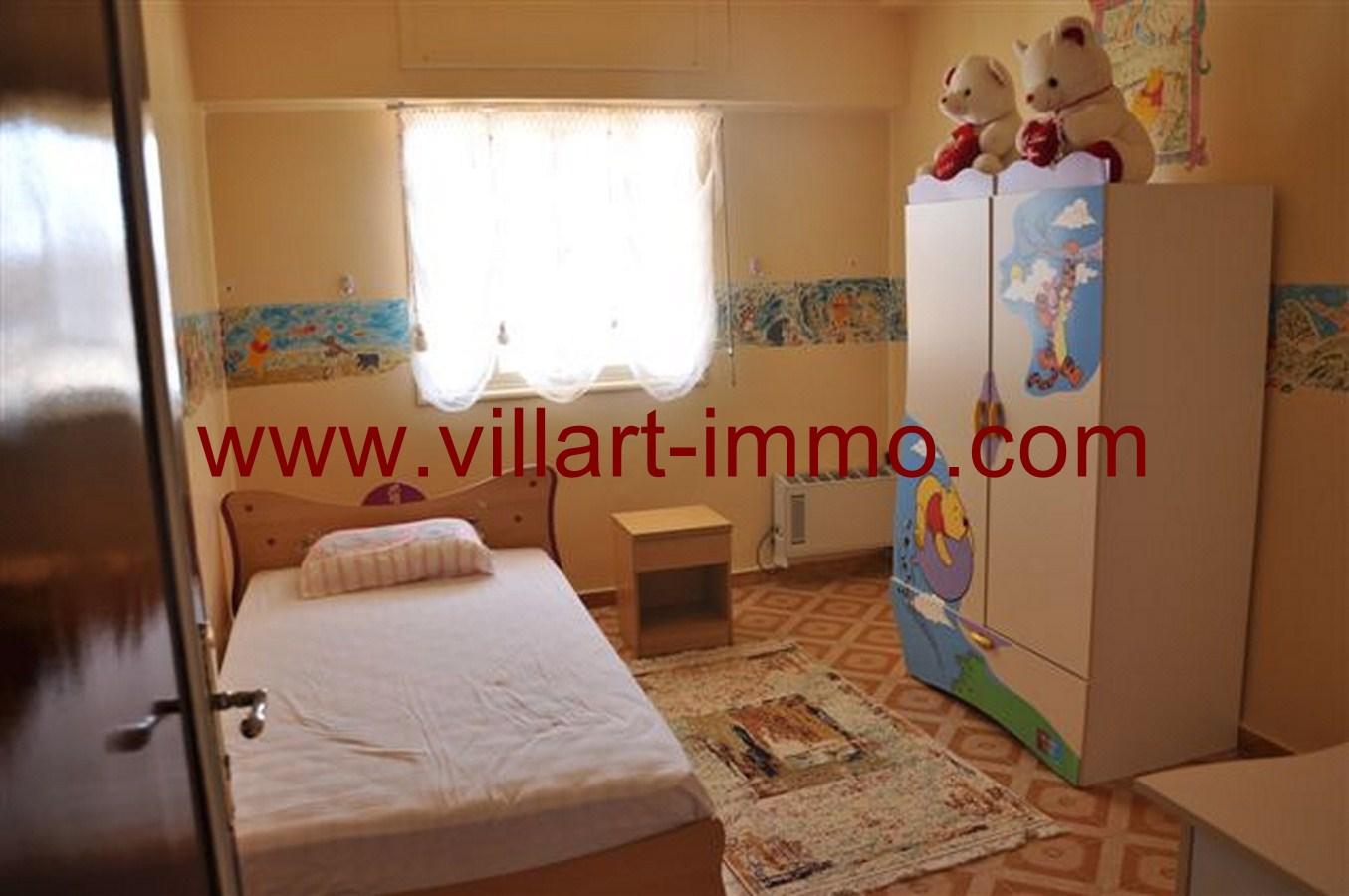 8-Appartement-Meublé-Chambre3-Tanger-agence immobilière-villartimmo