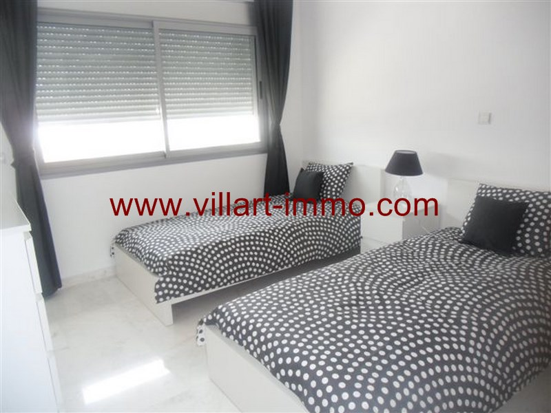 8-Vente-Appartement-Tanger-Centre-De-Ville-Chambre 2-Villart Immo