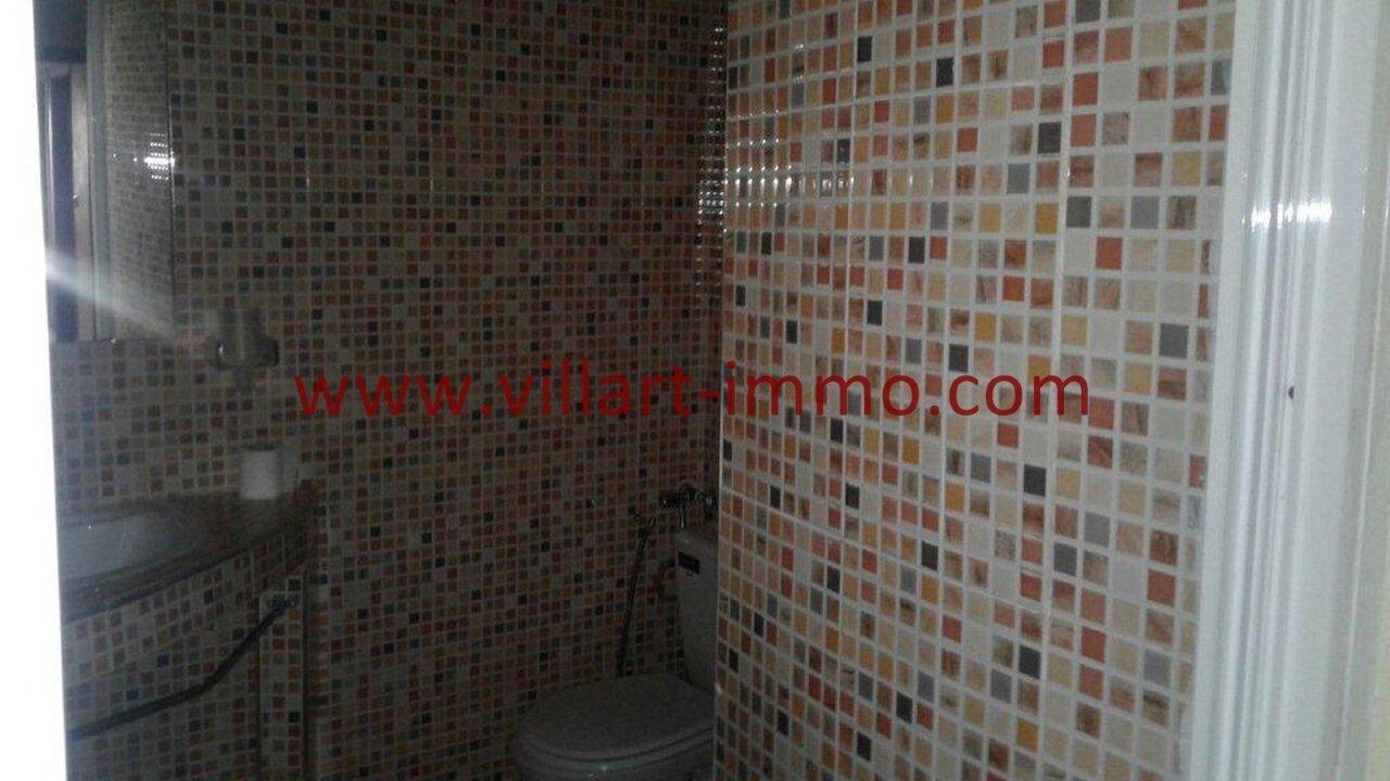 8-Vente-Duplex-Tanger-Route Rabat -Salle de bain -VA510-Villart Immo