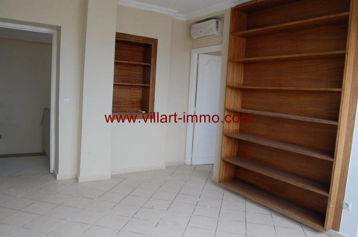 8-location-appartement-non meublé-Tanger-centre ville-Chambre 2-L1053