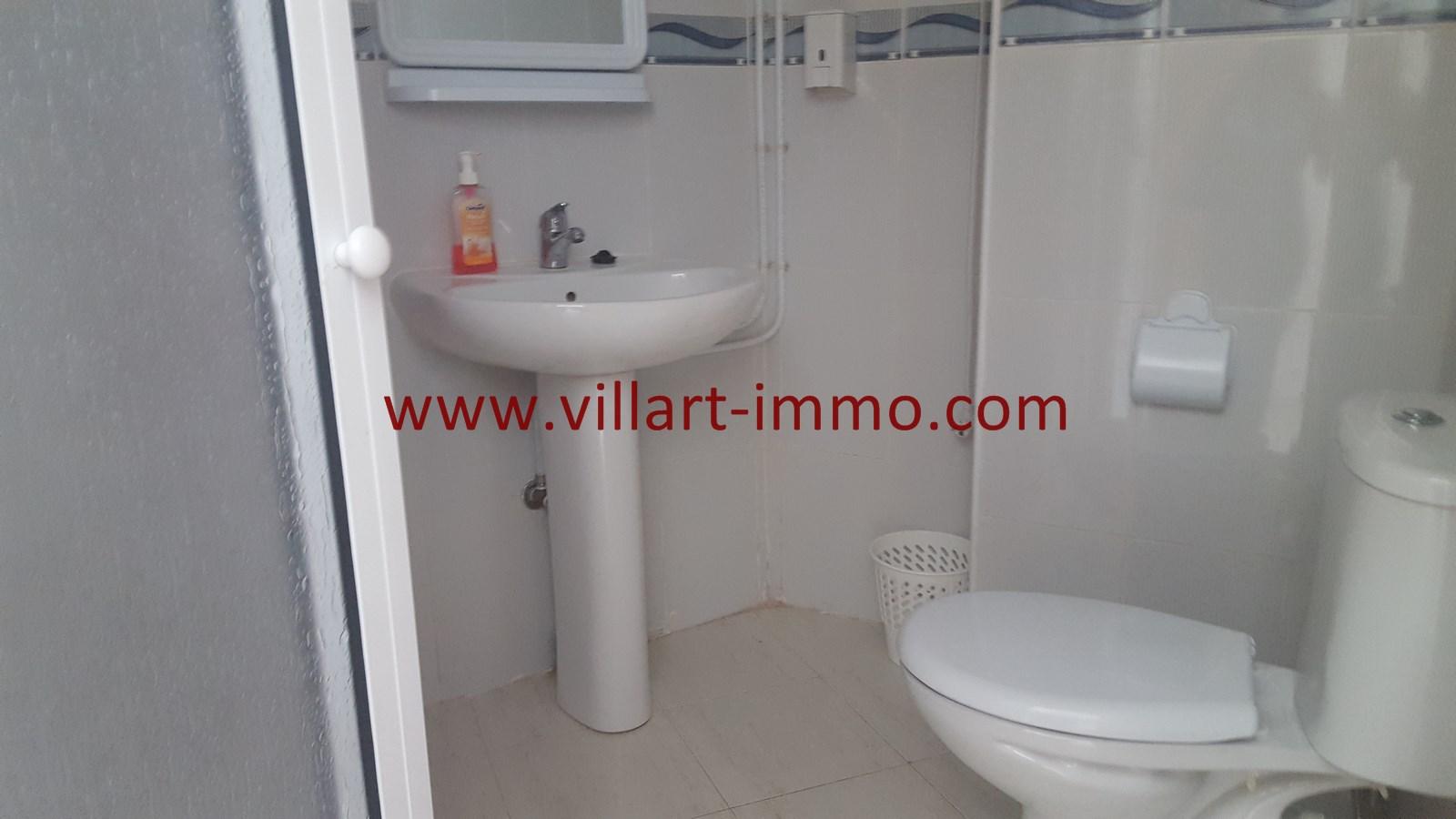 9-Vente-Appartement-Assilah-Salle de bain-VA508-Villart Immo