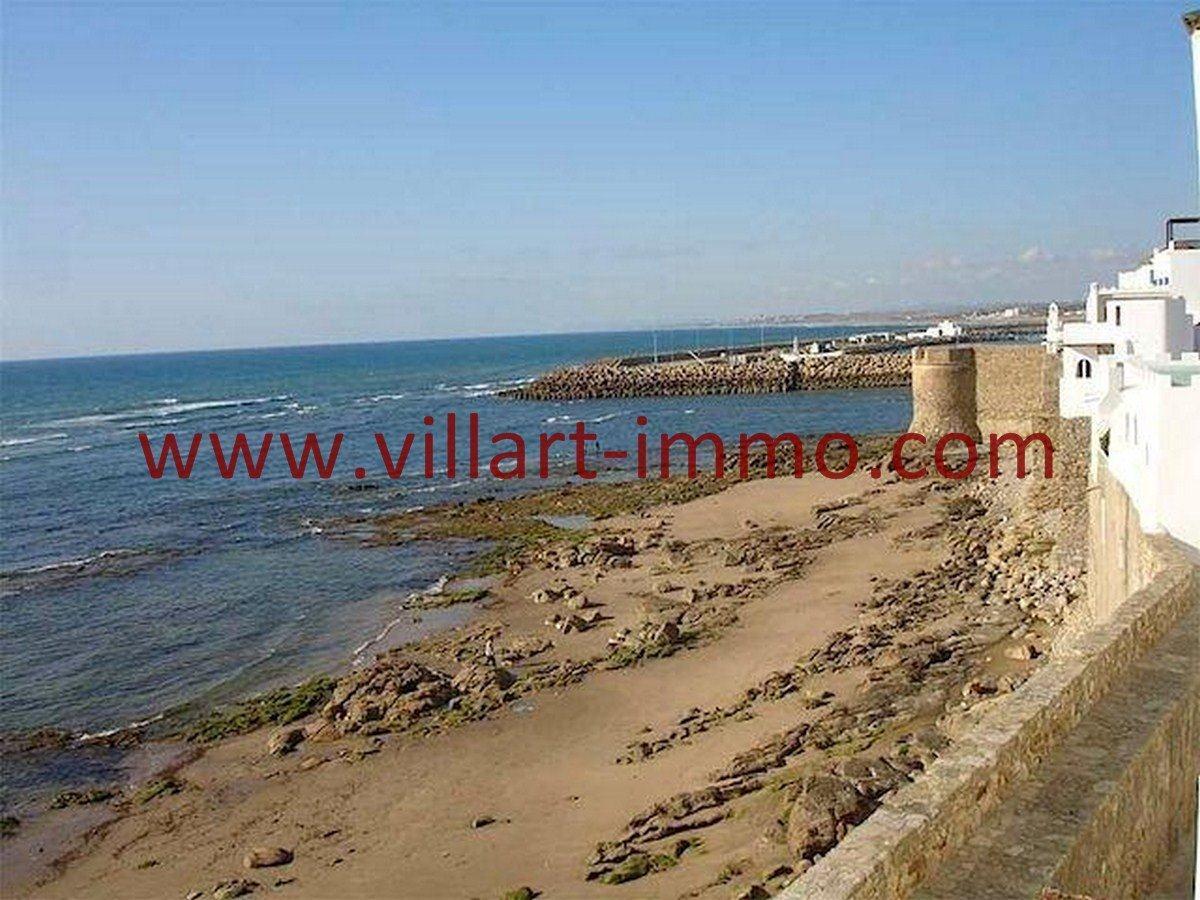 1-Vente-Maison-Assilah-Médina-Vue Mer-VR516-Villart Immo