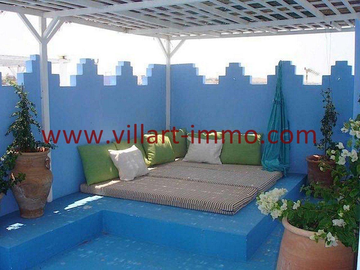 10-Vente-Maison-Assilah-Médina-Terrasse 2 1-VR516-Villart Immo