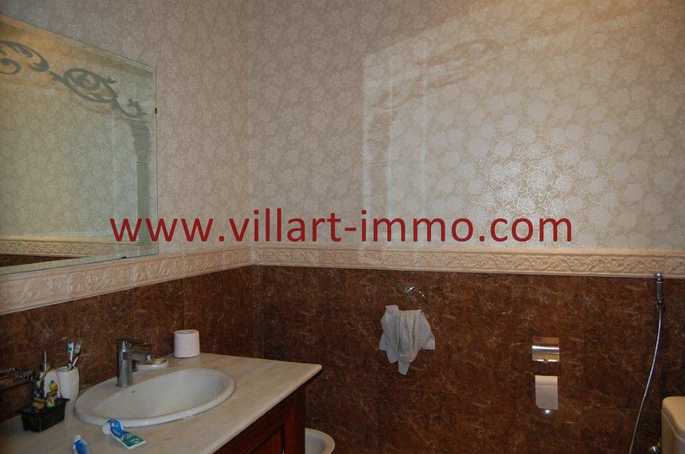10-Vente-Villa-Tanger-Mojahidin-Salle de bain -VV512-Villart Imm