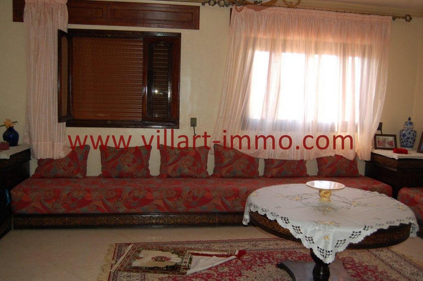 11-Vente-Villa-Tanger-Mojahidin-Salon 3-VV512-Villart Imm