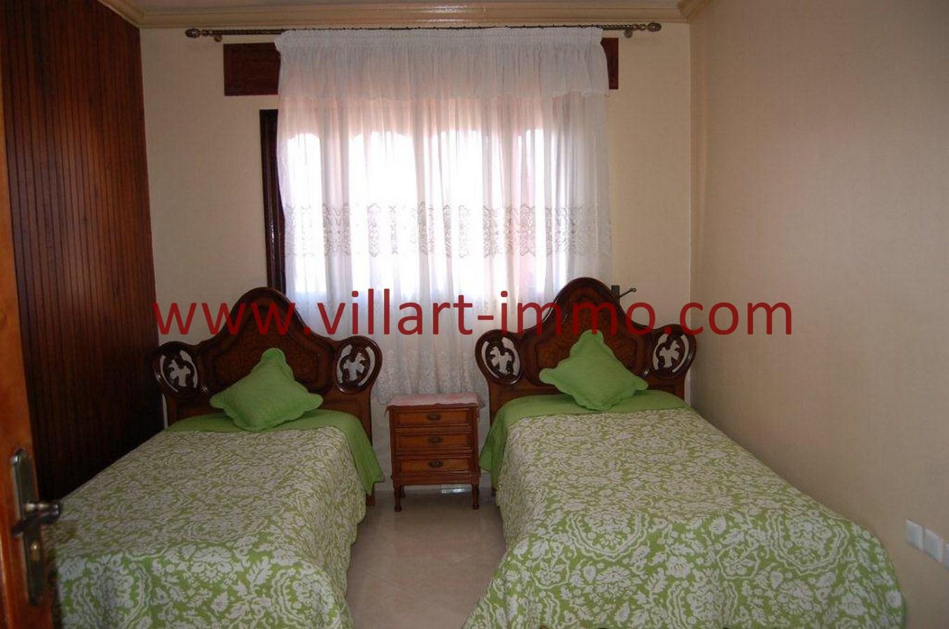 12-Vente-Villa-Tanger-Mojahidin-Chambre à coucher 1 -VV512-Villart Imm