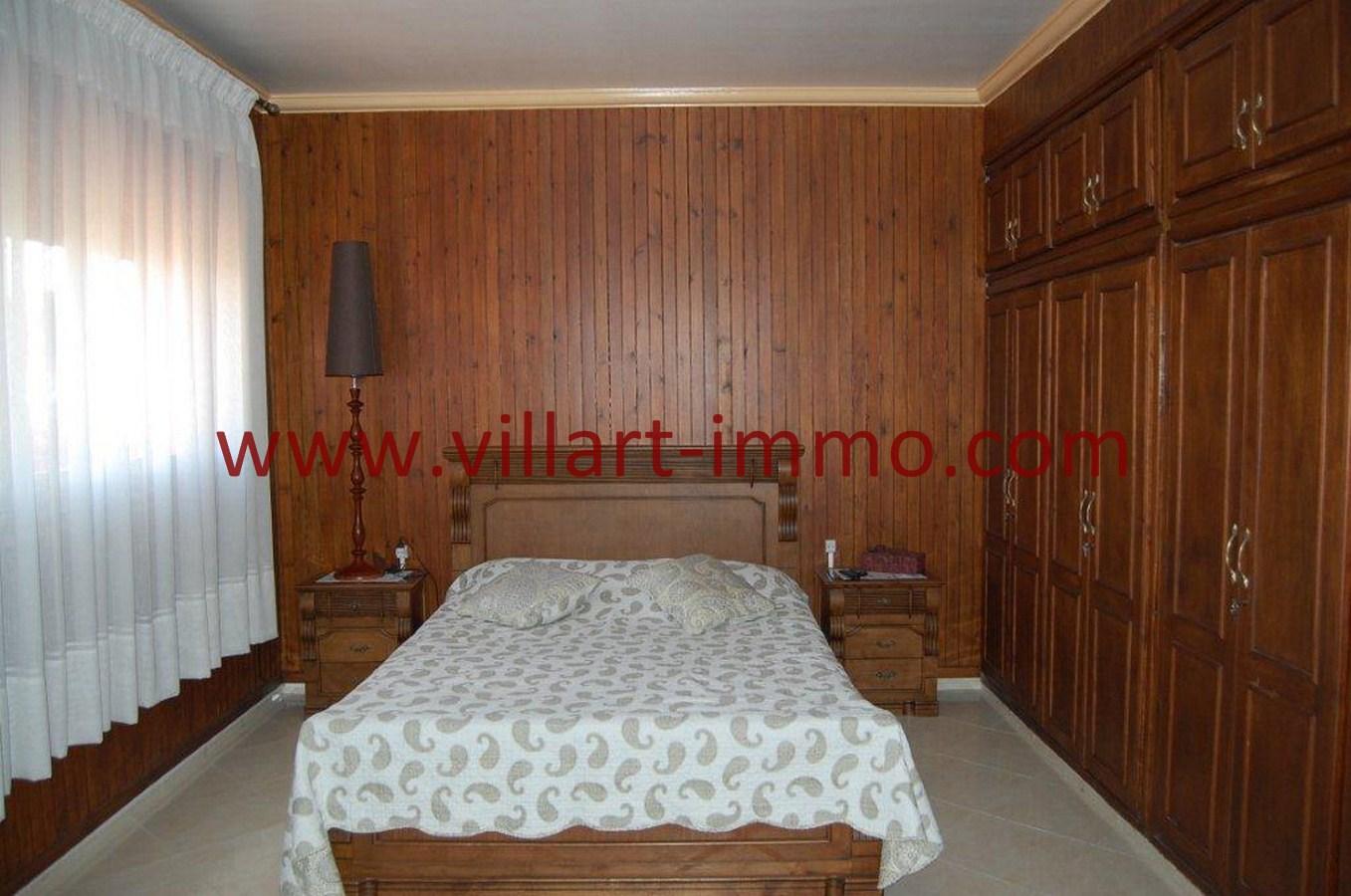 13-Vente-Villa-Tanger-Mojahidin-Chambre à coucher 2 -VV512-Villart Imm