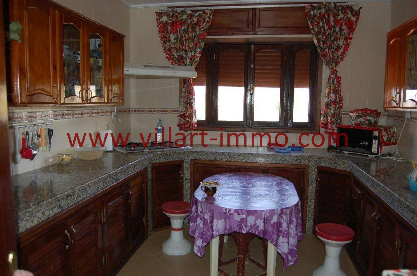 16-Vente-Villa-Tanger-Mojahidin-Cuisine-VV512-Villart Imm