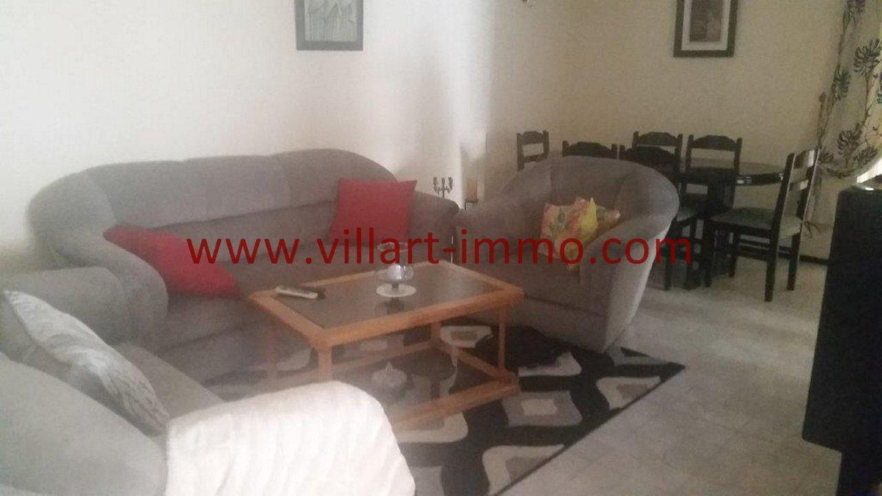 2-Location-Appartement-Tanger-Centre Ville-Salon -L1061-Villart Immo