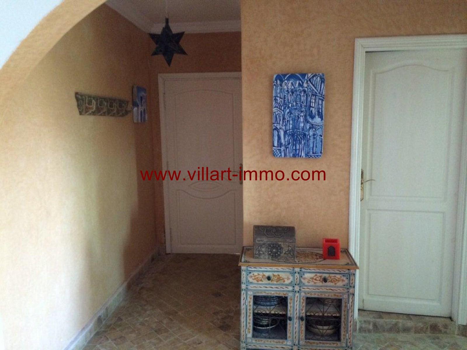 2-Vente-Appartement-Assilah-Entrée-VA511-Villart Immo