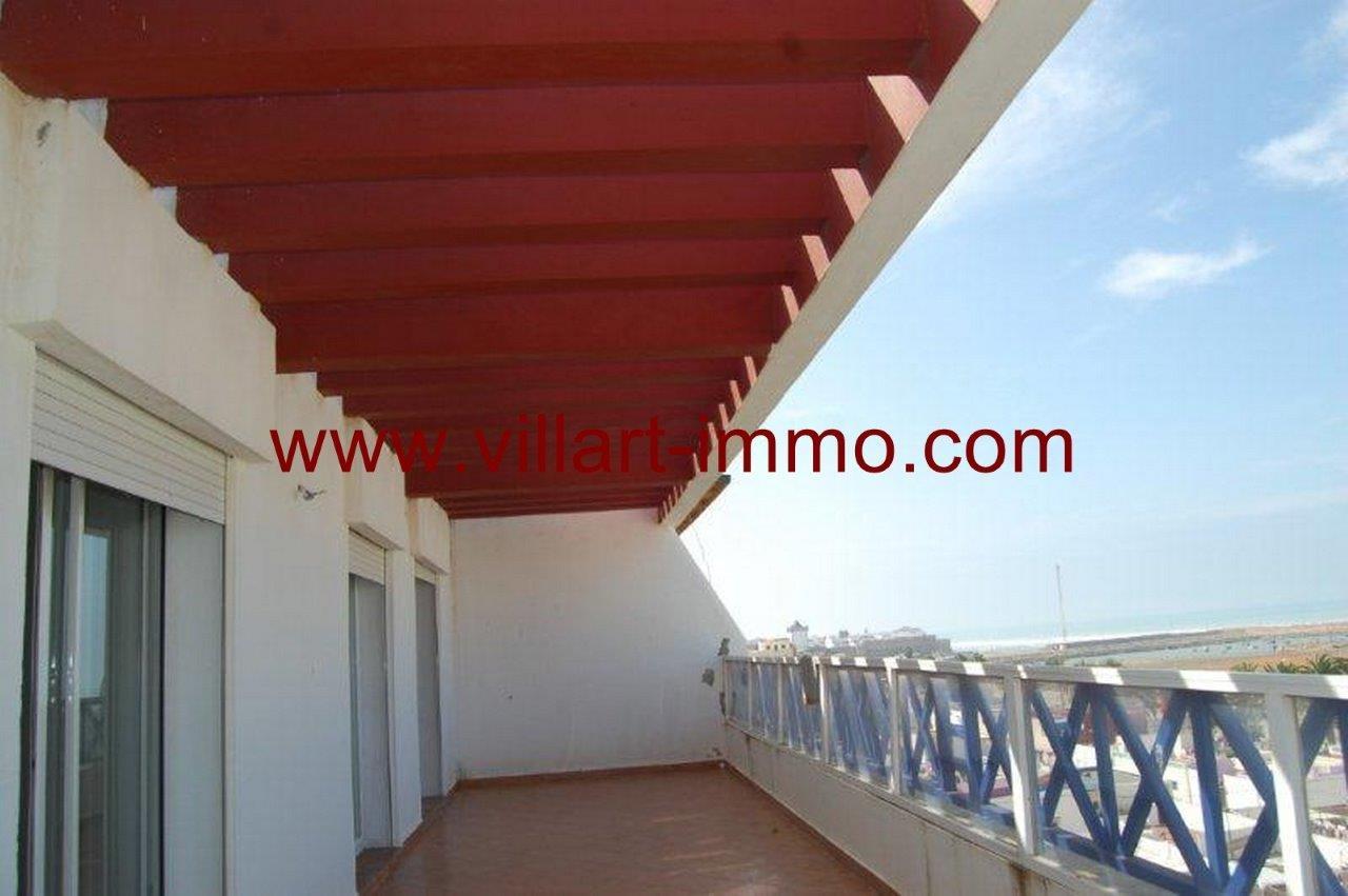 2-Vente-Appartement-Assilah-Terrasse 2-VA161-Villart Immo