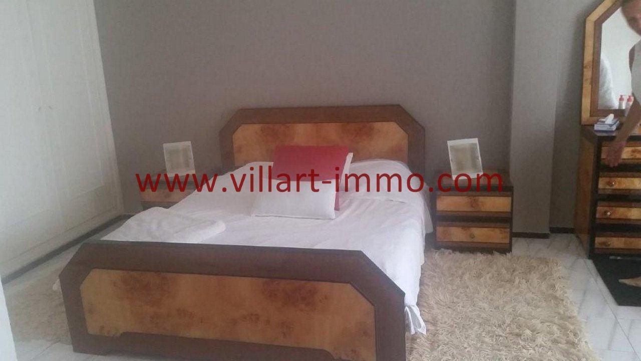 3-Vente-Appartement-Tanger-Centre Ville-Chambre à Coucher -VA518-Villart Immo