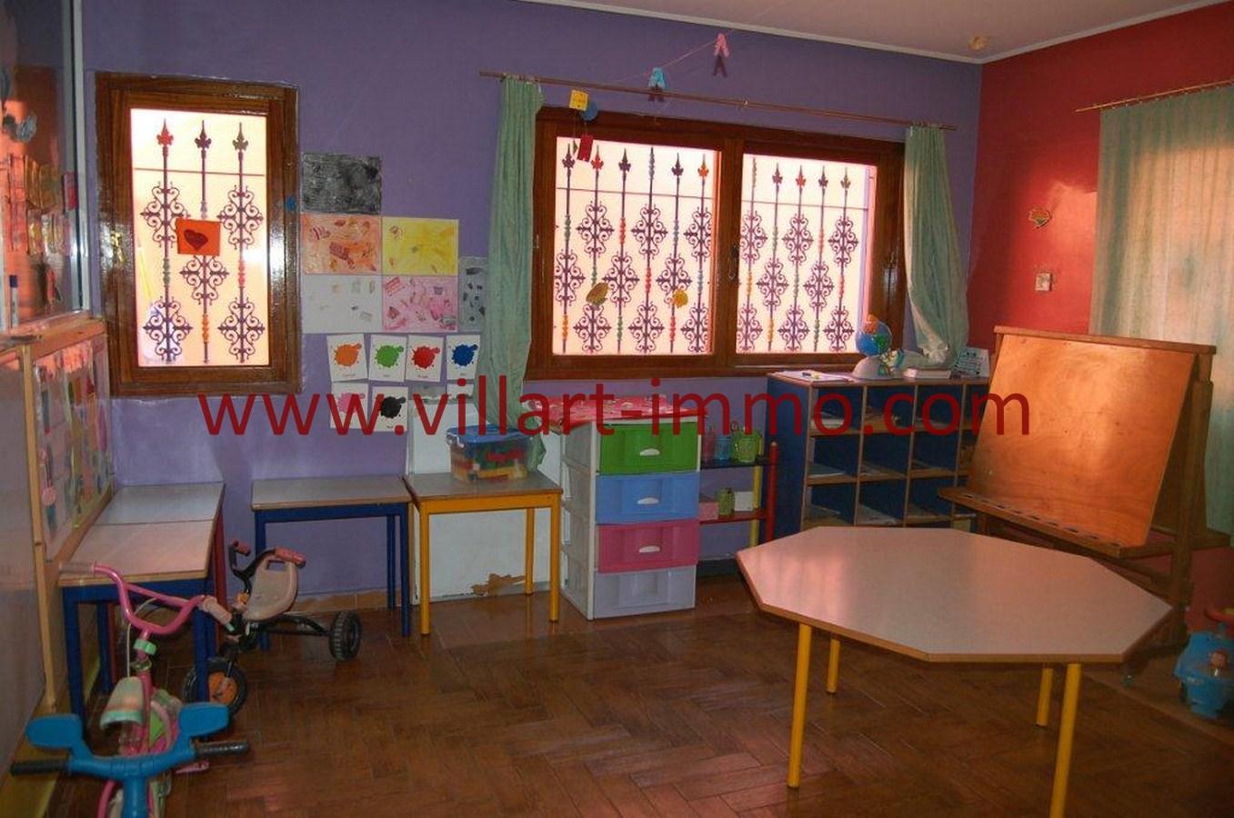 3-Vente-Villa-Tanger-Mojahidin-Salon 3-VV512-Villart Immo
