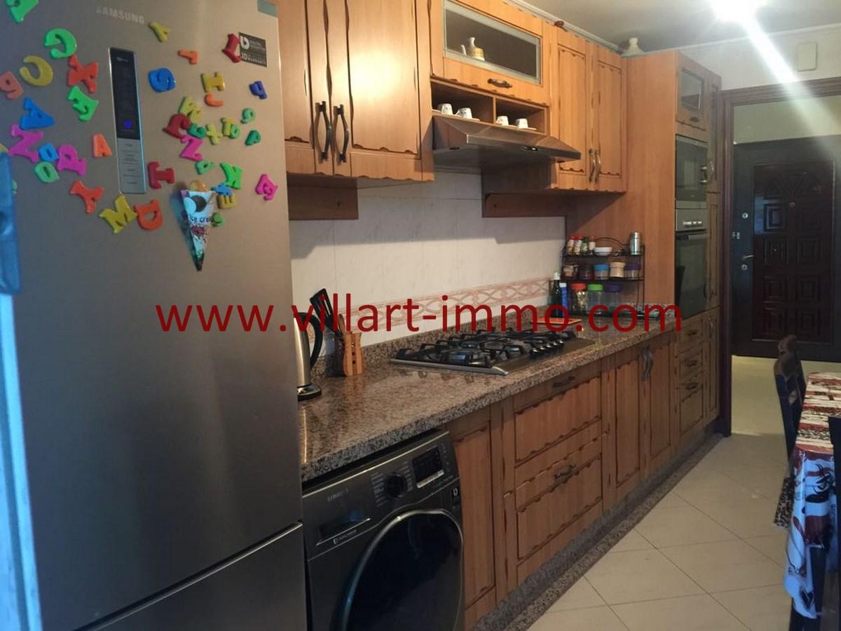 4-Vente-Appartement-Tanger-Cuisine-VA513-Villart Immo (Copier)