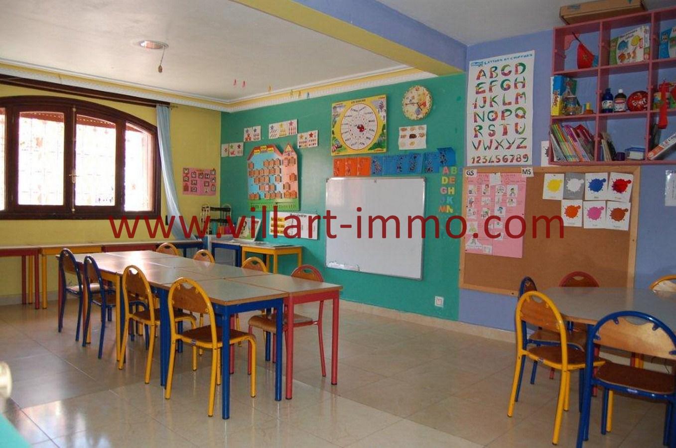 4-Vente-Villa-Tanger-Mojahidin-Salon 4-VV512-Villart Imm