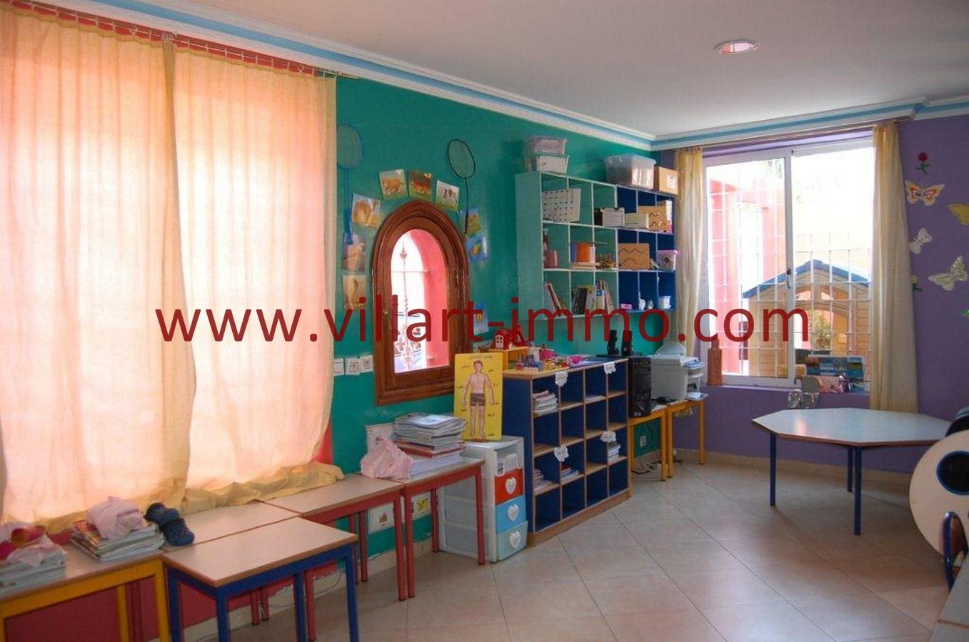5-Vente-Villa-Tanger-Mojahidin-Salon 5-VV512-Villart Imm