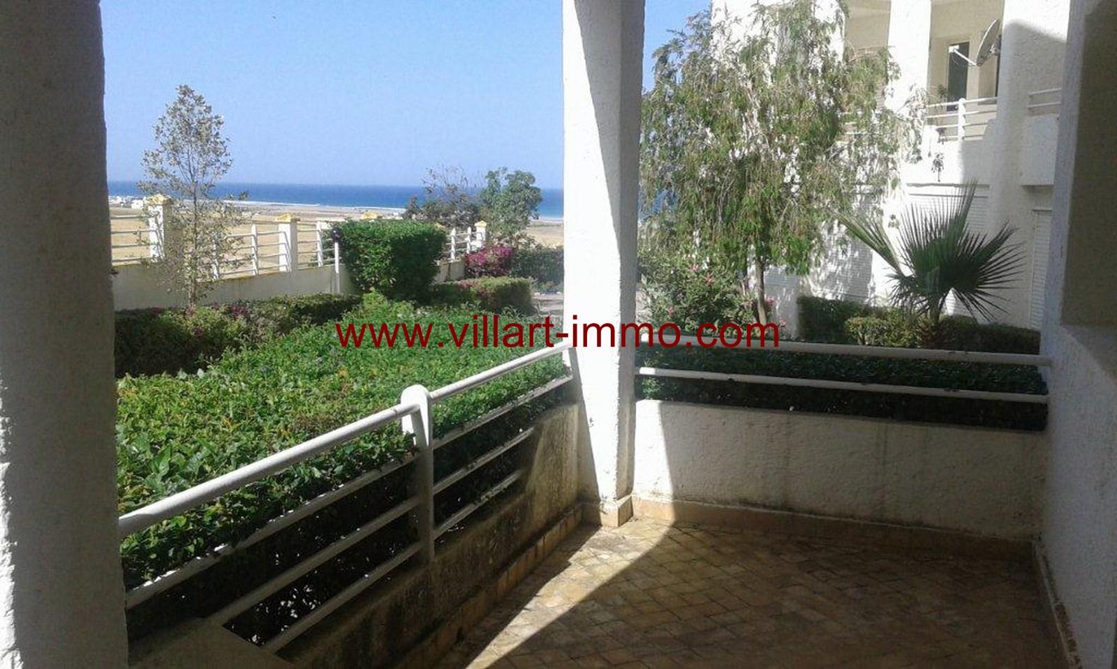 6-Vente-Appartement-Assilah-Terrasse -VA511-Villart Immo