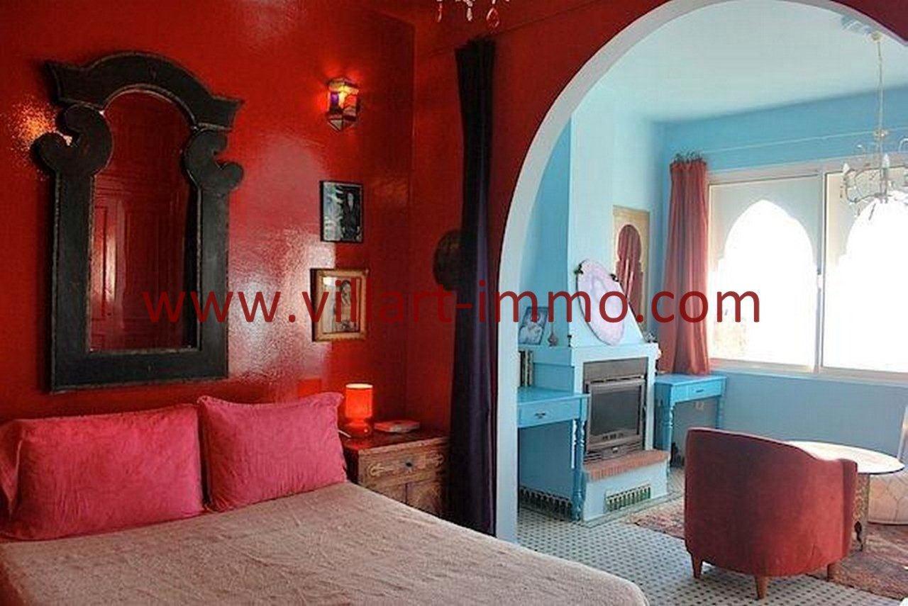 7-Vente-Maison-Assilah-Médina-Chambre 1-VR516-Villart Immo