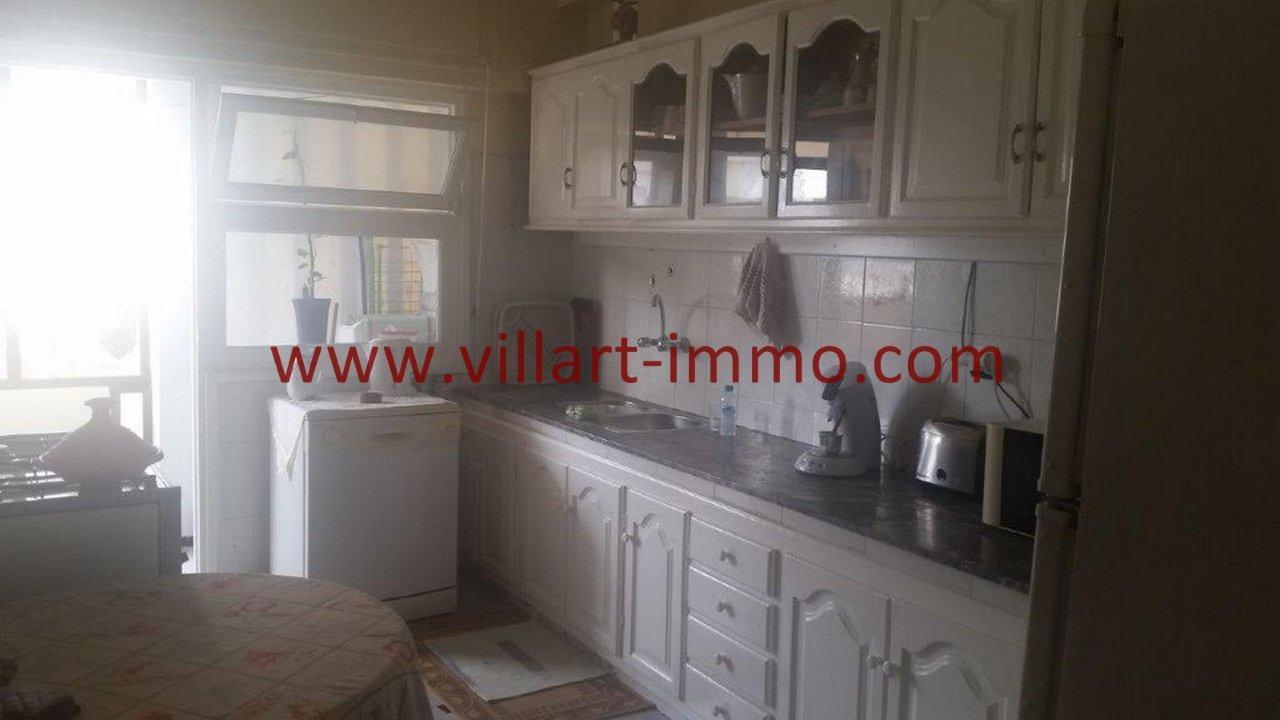 8-Vente-Appartement-Tanger-Centre Ville-Cuisine -VA518-Villart Immo