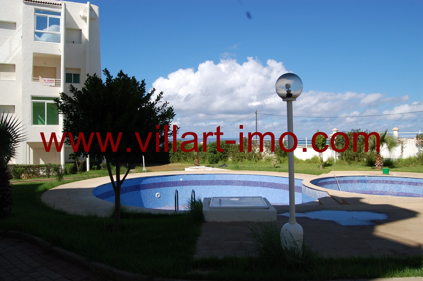 9-Vente-Appartement-Assilah-Piscine 2-VA511-Villart Immo