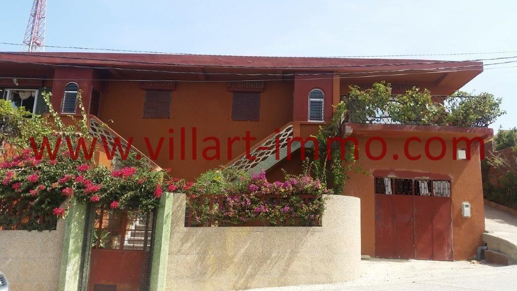 Location appartement villa avec jardin tanger villart for Appartement location jardin