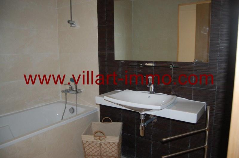 10-Location-Appartement-Meublé-Tanger-Salle de bain 2-L952-Villart immo
