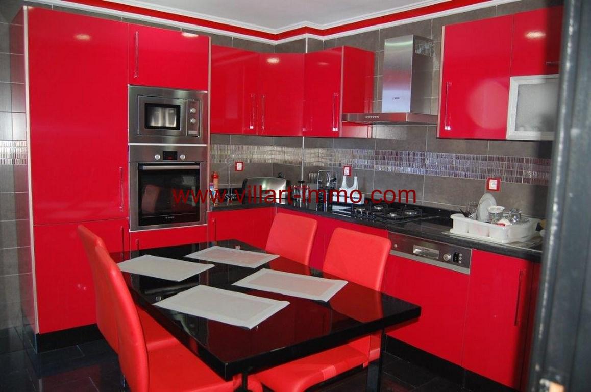 11-Location-Appartement-Meublé-Malabata-Tanger-Cuisine-Agence-L1056