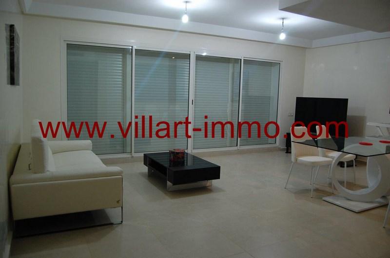 12-Location-Appartement-Meublé-Tanger-Salon 3-L952-Villart immo