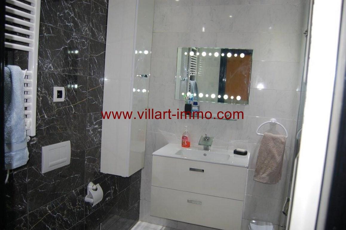 13-Location-Appartement-Meublé-Malabata-Tanger-salle de bain-Agence-L1056