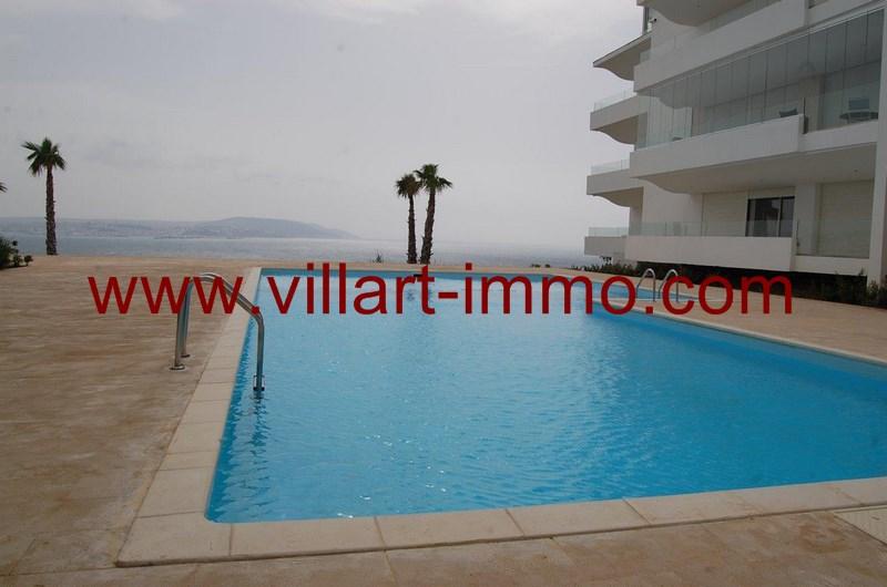 ... 13 Location Appartement Meublé Tanger Piscine L952 Villart Immo