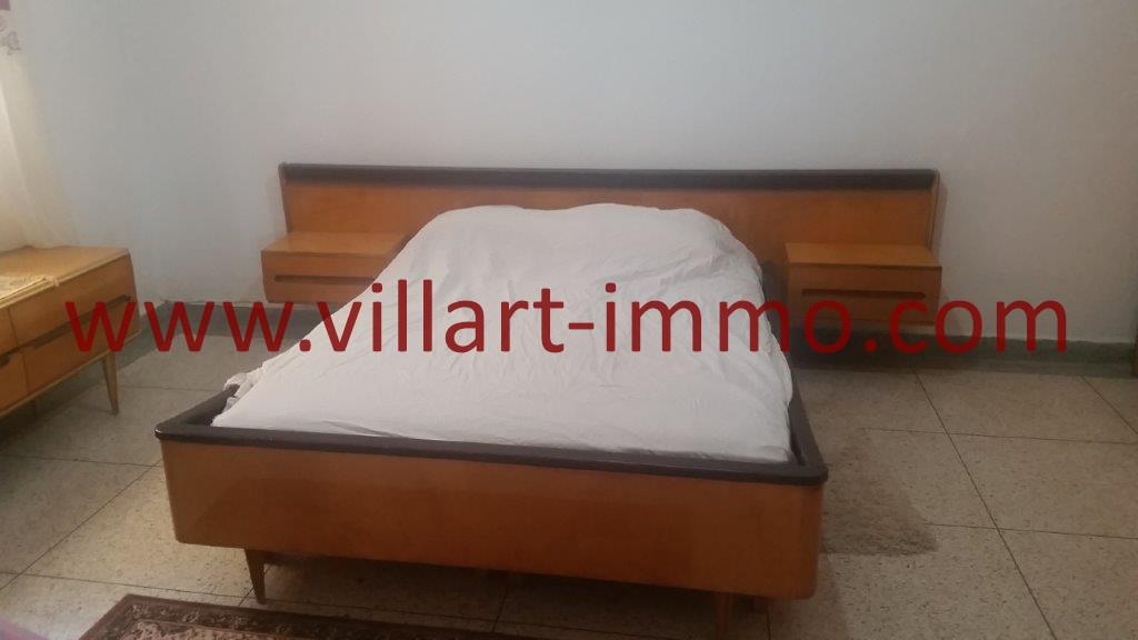 13-Location-Appartement Villa-Tanger-Nuinuish-L1062-Meublé-Chambre 2